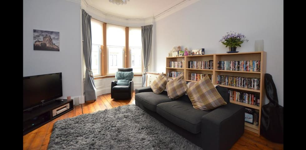 Cosy 1 bed in the heart of the West End - Glasgow - Apartament