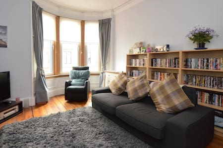 Cosy 1 bed in the heart of the West End - Glasgow - Daire