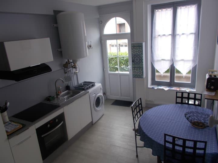 Crouy-sur-Cosson : maison aux portes de Chambord