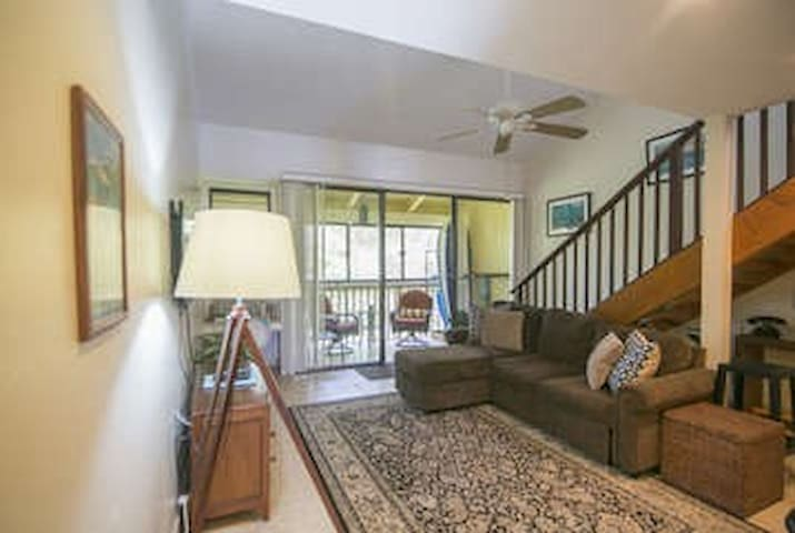 Pineapple Bay Condo-Book now for Triple Crown!