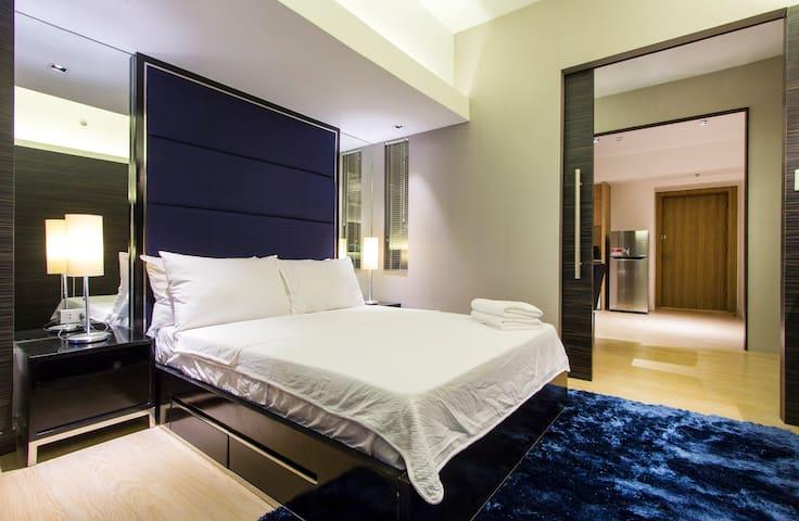 Shang Luxury Suites 3 at One Shangri-La Place - Mandaluyong - Kondominium