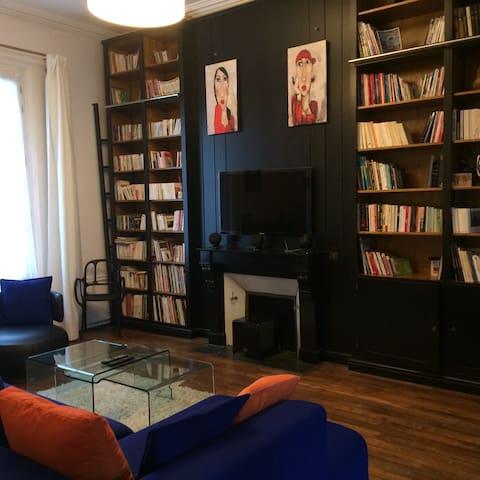 appartement centre ville immeuble de caract re appartements louer poitiers aquitaine. Black Bedroom Furniture Sets. Home Design Ideas