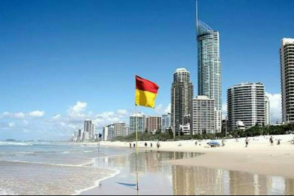 We are experiencing awesome winter weather on the Gold Coast.  It doesn't even feel like winter!