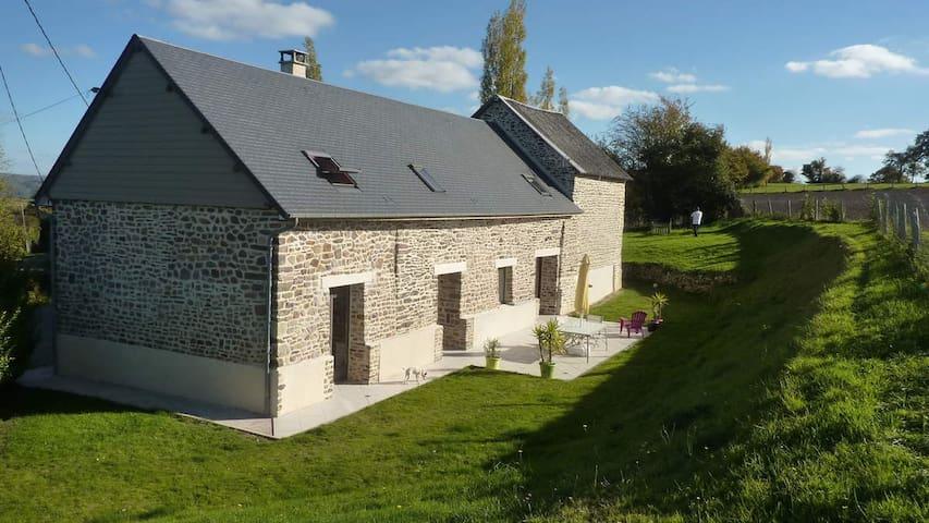 La Varendiere - Saint-Lambert - Hus