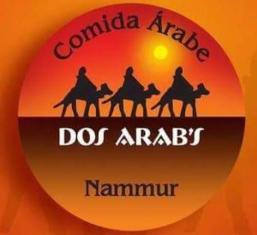 Dos Árabes Hospedaria