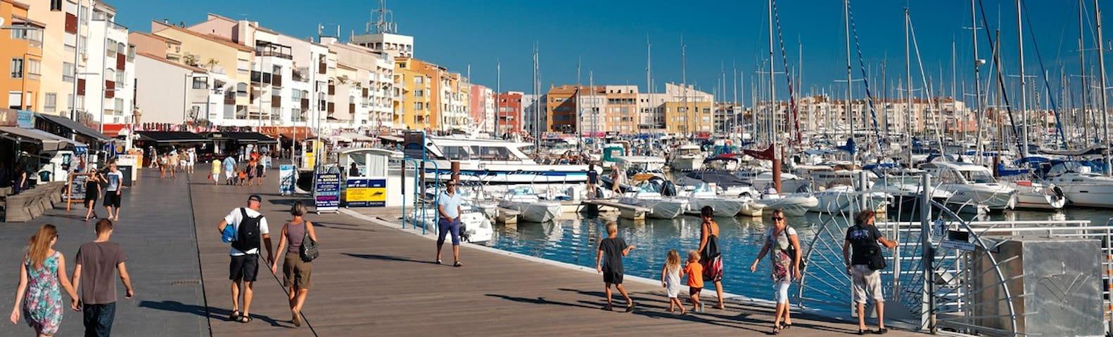 Le Cap Soleil - Agde