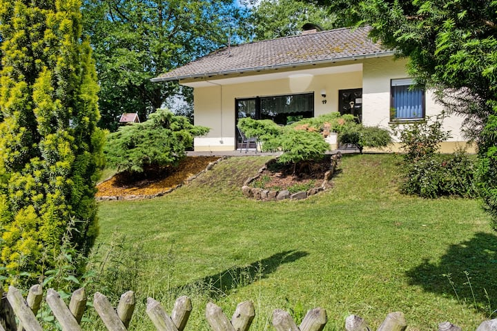 Boutique Bungalow in Feusdorf with by the Forest