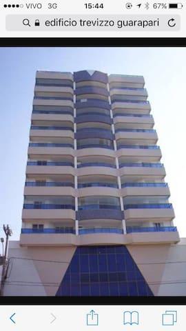 Ap em Edificio de frente ao mar - Guarapari  - Apartament