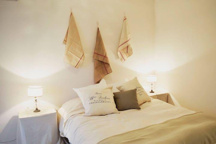 Habitación Matrimonial en Suite Lomas  San Isidro