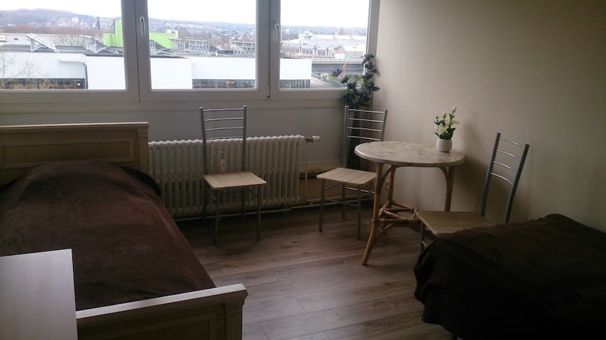 silence in the centre - Charleroi - Apartmen