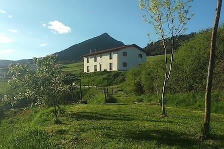 Edificio rural Ur Tanta - Ilzarbe