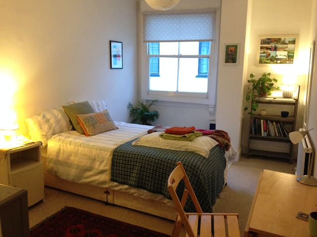Spacious comfortable room in central Ashburton - Ashburton - Lägenhet