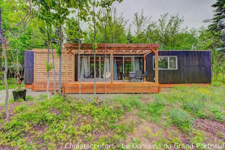 Villa Halö 22 par Chalets Confort, Pont-Rouge