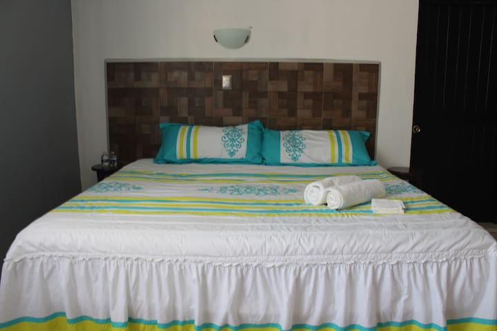 Habitación Carrizo (Hotelito  K'uyche')