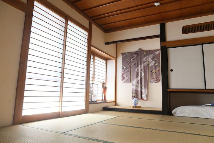 House on Pottery St, Kasama, Ibaraki, near Shops