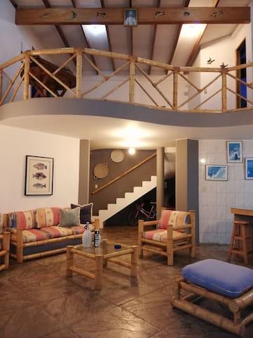 Casa de Playa Chocaya 3D (Casa 3 - 10camas)