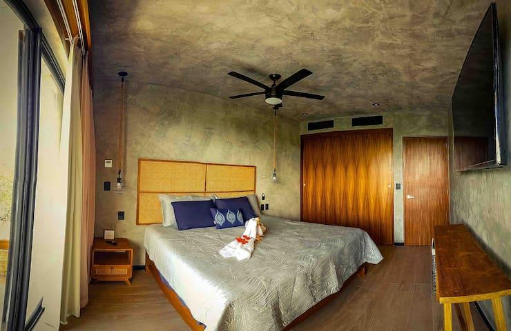 Penthouse  Tulum con alberca privada