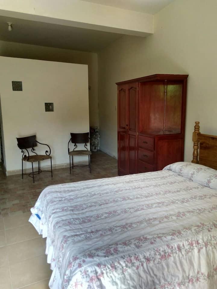 Cuarto tipo suite en San Andrés Tuxtla Veracruz
