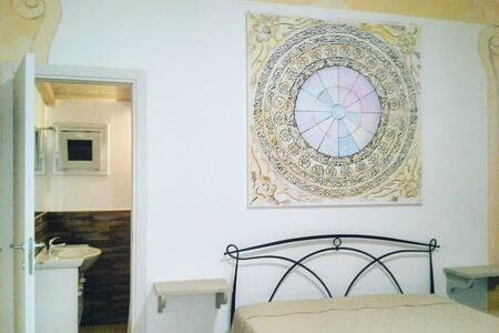 Luminosa Stanza Barocca con bagno in camera - Provincia di Lecce - Villa - 1