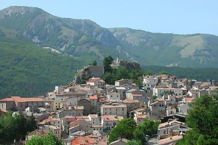 Summer paradise in Italy in Sirente-Velino Park - Ovindoli