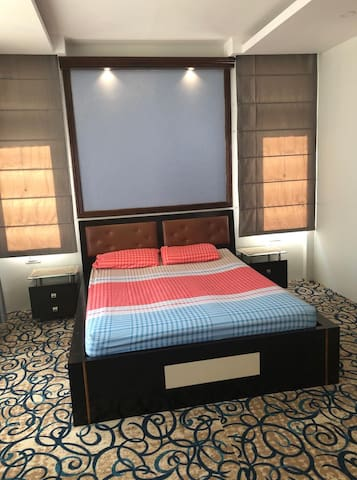 A QUIET AND SPACIOUS ROOM CENTRALLY LOCATED IN KTM