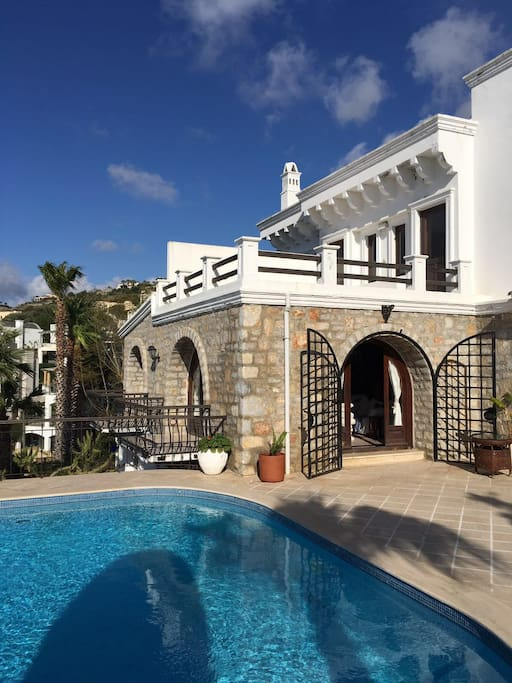 Bodrum Villas With Private Pool