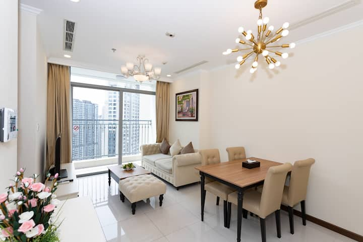 Vinhomes Central Park: 1Bed - Luxury - High Floor