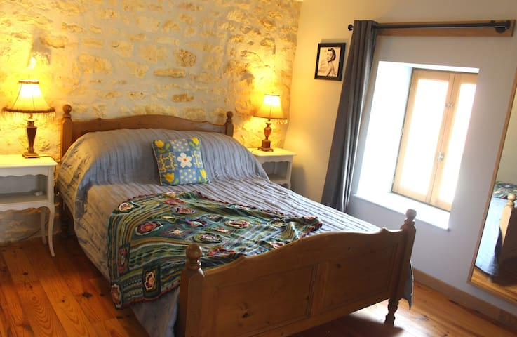 bedroom 3 - double bed and 1 single bed