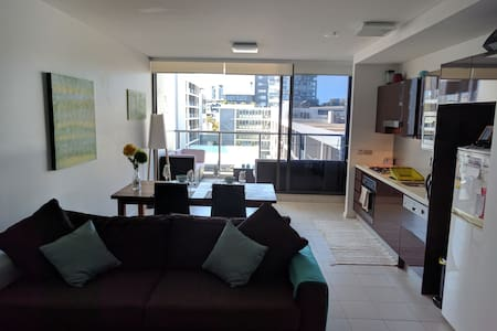 Modern 1 bed 15 mins from the city. - Zetland - Apartmen
