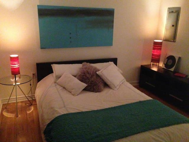 Home Away From Home! - Gatineau - Condominium