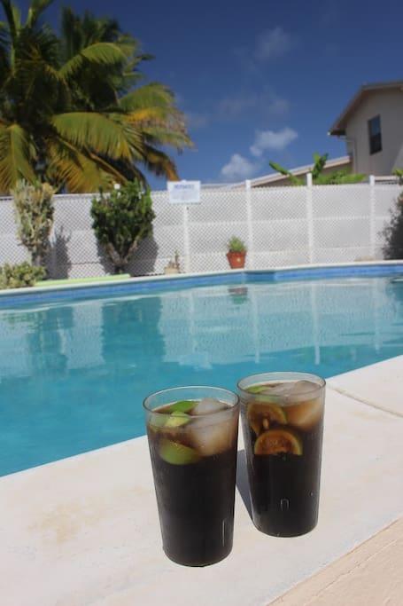Rum and coke anyone?