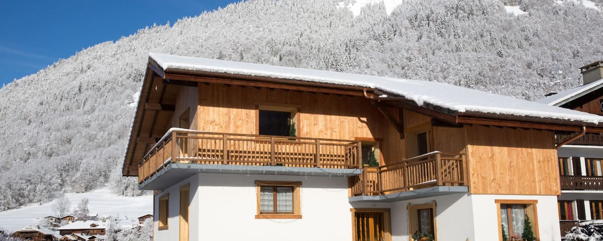 Apartment la Ranche, Montriond