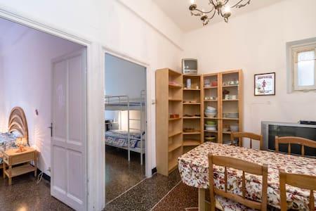 TRILOCALE NEL CENTRO DI COGOLETO - Apartment