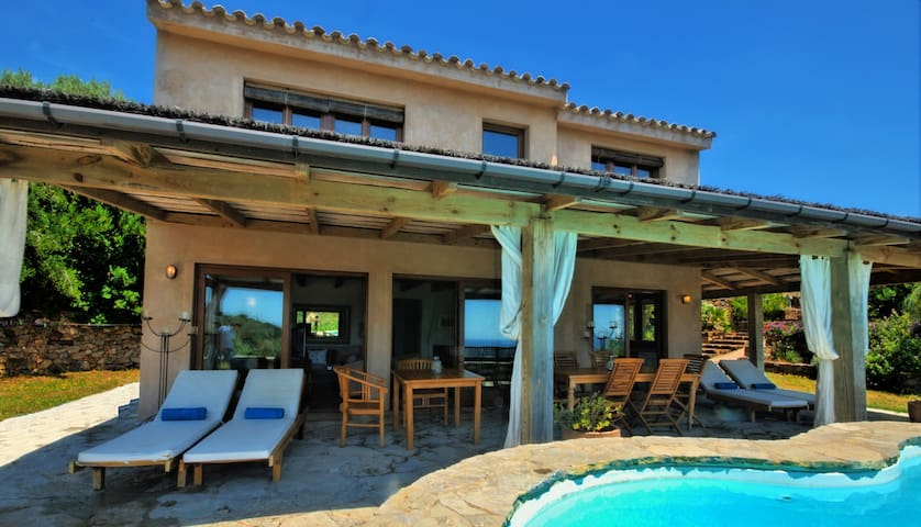 Casa La Sabina -- 6 PAX -- WIFI - Paloma Baja - Villa