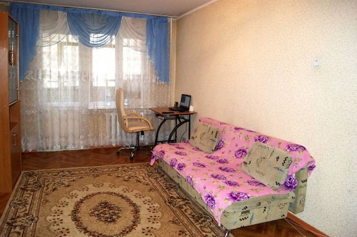 Good apartment at nice location - Almaty - Lakás