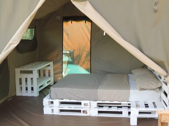 Moya Eco Lodge Luxury Tent 3 of 4