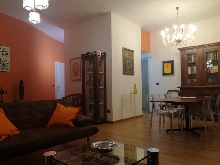 Bella e confortevole casa Olimpia.