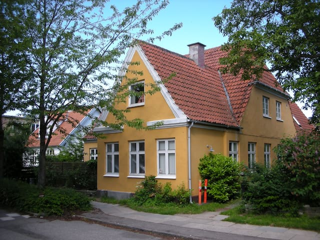Townhouse with garden - Søborg - Rumah