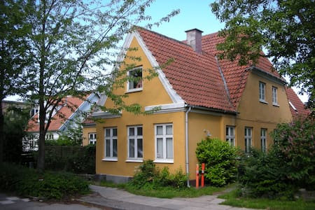 Townhouse with garden - Søborg