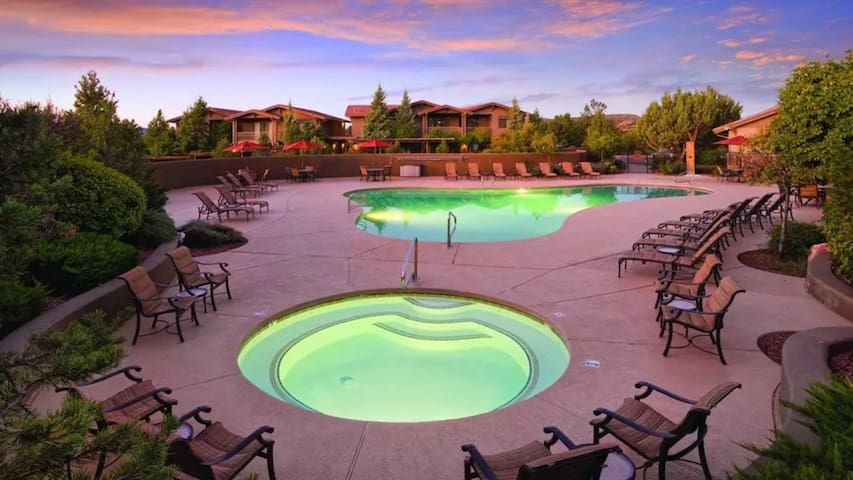 Get away from it all at Sedona!