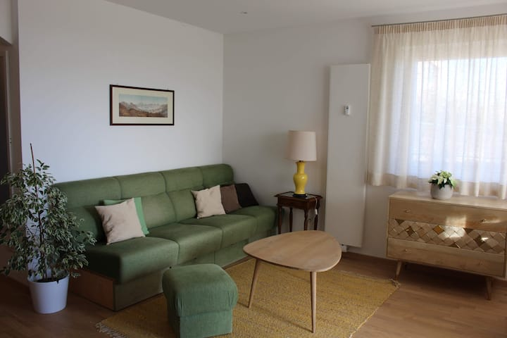 Apartment Hilde - im Herzen von Oberbozen