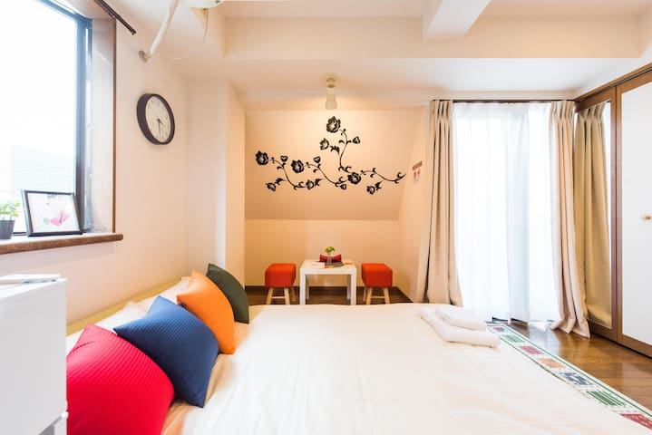 3min walk to Shimokitazawa sta. Easy transfer! 6T1 - Setagaya-ku - Apartment