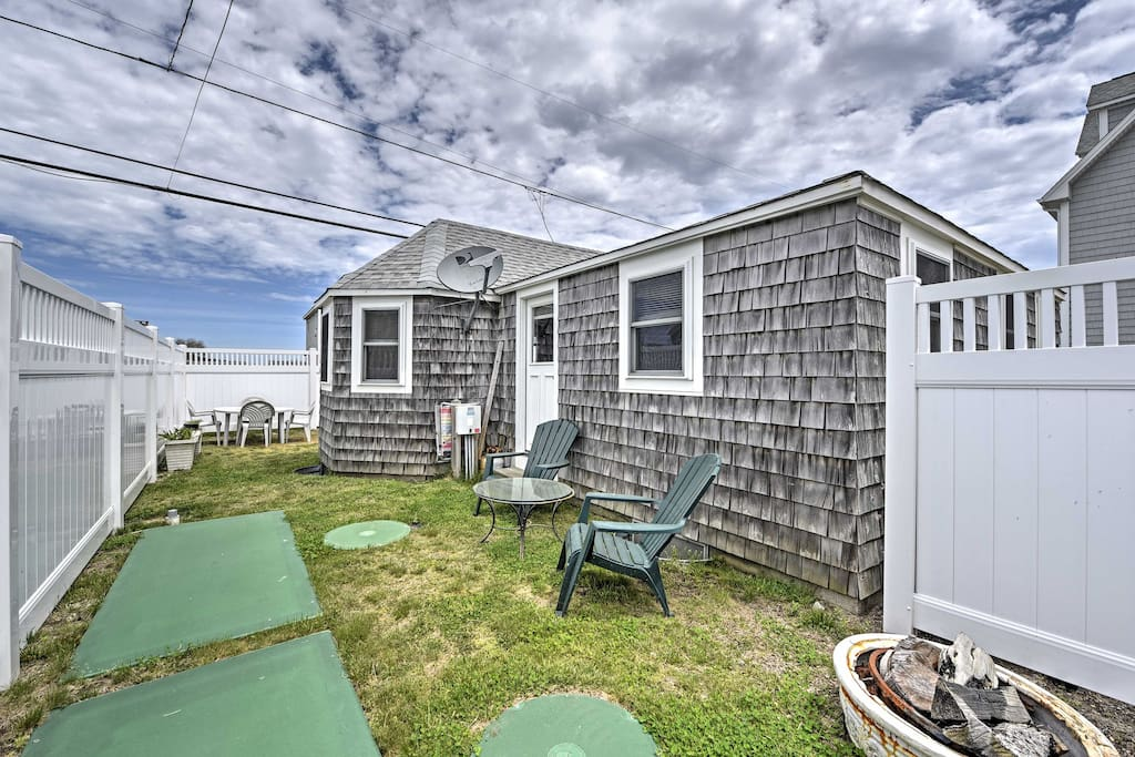 Quaint 2br Wakefield Beach Cottage Houses For Rent In