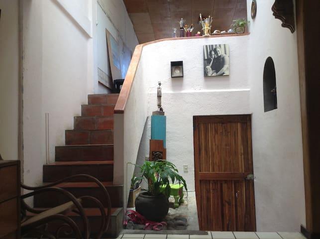 La Casa de la pintora - Santa Tecla - House