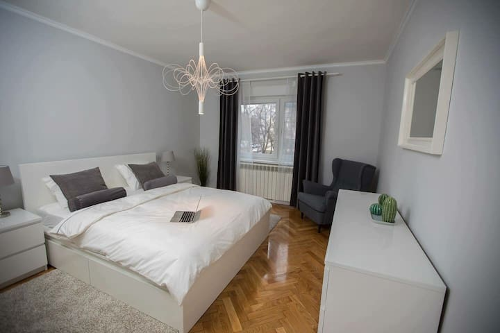 Green Avenue Apartment Zagreb - Free Parking, WIFI