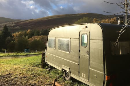 The Caravan Cwtch