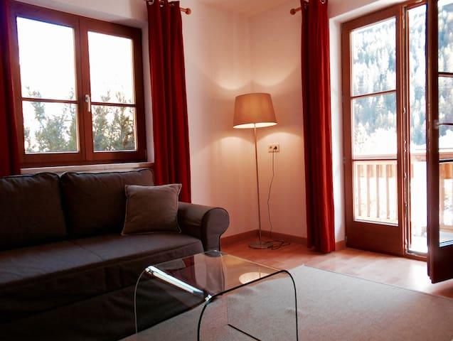 Schönes Appartement im Kaunertal, Tirol, free WLAN - Kaunertal - Lakás