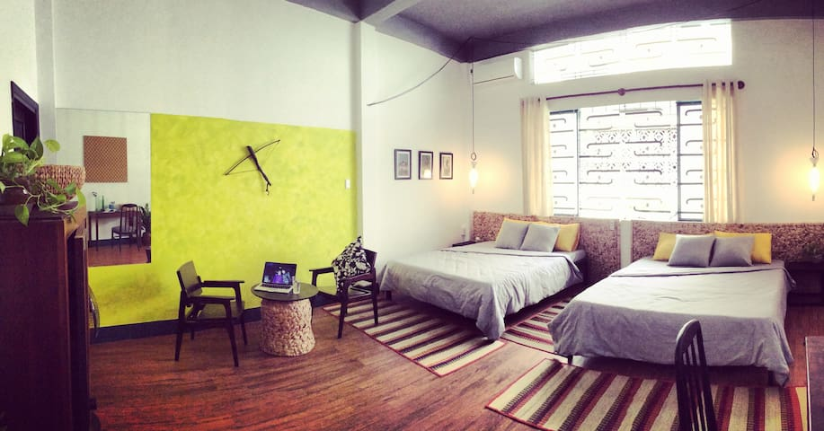 Family Suite in Bookstore (#101) - Ho Chi Minh City - House