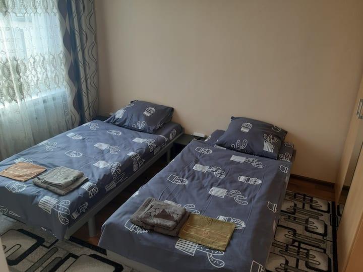 1 Zimmer Wohnung für 2 Gäste