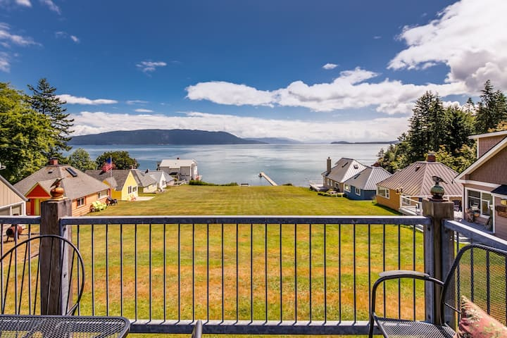 Orcas Island, Cypress View #258